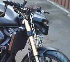 Spartan Custom motorcycle Streetfighter mask headlight universal light fairing