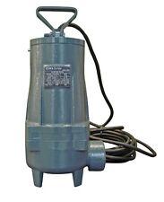 VORTEX 75 ATEX 400 Volt ATEX-Schmutzwassertauchpumpe