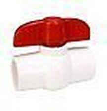 Piscina / Estanque Compacto válvula De Bola 2 Pulgadas Con Rosca