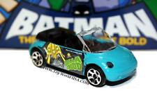 2010 Matchbox Volkswagen Concept 1 Beetle Batman Brave & Bold