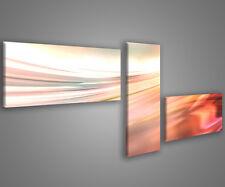 Quadri moderni astratti 180 x 70 stampe su tela canvas con telaio MIX-S_41