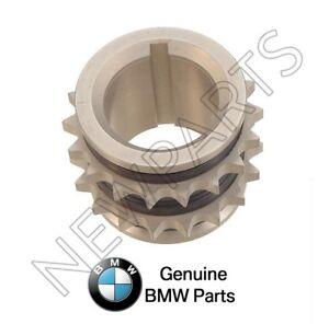 For BMW 323i 328i 525i X3 X5 Z3 Z4 Timing Chain Sprocket Crankshaft Genuine NEW