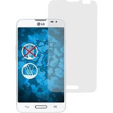 2 x Displayschutzfolie matt  für LG L70 Folie