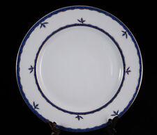 Limoges France Medard De Noblat Merida Bleu Salad/Dessert Plate