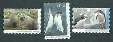 AAT 1993 Wildlife Series II Penguins and Seals Set of Stamps:MUH