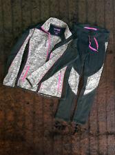Manguun Set Sport Anzug Jogging Training 128 Jacke Leggings
