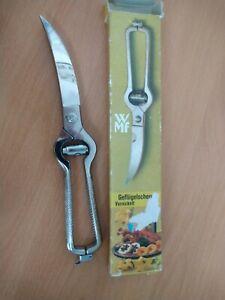 WMF Geflügelschere vernickelt - Neuwertig mit Verpackung 1087775060