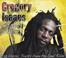 GREGORY ISAACS - NIGHT NURSE  (NEW SEALED CD)