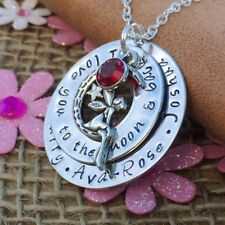 Stainless Steel friend Costume Necklaces & Pendants
