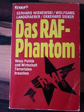 Der RAF Phantom Taschenbuch