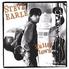 Guitar Town [30th Anniversary] by Steve Earle (CD, Oct-2016, 2 Discs, MCA)