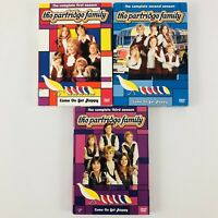 The Partridge Family: Season 1 2 3 on DVD - 1970 Original Series