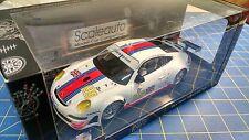 SCALEAUTO SC-7011 1/24 RTR Porsche 911 RSR Team Martini JWA Racing Mid America