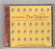 (HW330) The Original Doo Wop Album, 24 tracks various artists - 2004 CD