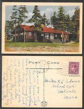1940 Canada Postcard - Nova Scotia - Ocean Lodge at White Point Beach