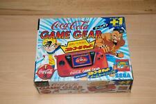 Sega Game Gear Coca Cola Edition