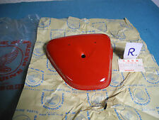 COPERCHIO Laterale Destra Sidecover Right HONDA cl450 k3-k5 Red cl450 NEW NUOVO