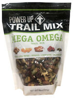 🔥 Gourmet Nut Power Up Mega Omega Trail Mix 26 oz 🔥