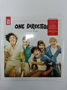 One Direction 1D Up All Night Debut Limited Green LP Vinyl 1st Pressing In Stock