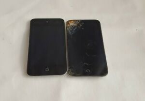 Pair of Apple IPods for Parts A1367 16GB and 32GB FOR PARTS REPAIR
