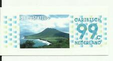 CARIBISCH NEDERLAND - 2014 - NVPH 48 - St.EUSTATIUS - PERS. POSTZEGEL - PF/MNH