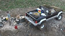 Heavily Upgraded Axial SCX10 Pro-Line Jeep Comanche 2WD/4WD Scale RC Truck w/8ch
