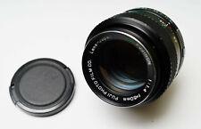 CLAed! EBC Fujinon 50mm f/1.4 m42 fast prime Lens LUG/STOP Modded SLR/Mirrorless