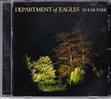 DEPARTMENT OF EAGLES ( '08 CD)  - IN EAR PARK - 4AD RECORDS
