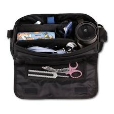 Medical Supplies Bag Nurse Travel Nursing For Medic Kit Tote Organizer Black