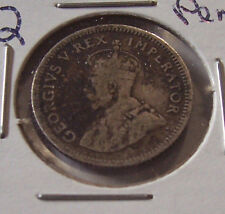 1932 6 D PENCE SILVER COIN SOUTH AFRICA