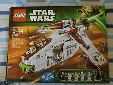 (Pre-Owned) Lego Star Wars [Episode Ii] Republic Gunship; Set #75021