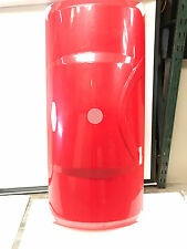 29113-04 Tanning Bed Canopy Cover, Red, 6ft