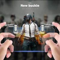 K03 Mobile Game Gamepad for PUBG Trigger Joysticks Fire Game Button ControllWG