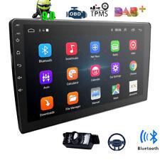 2DIN 9 inch Android 9.1 Car Stereo GPS Bluetooth WiFi FM Radio HeadUnit w/ Cam E