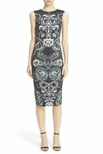 NWT Ted Baker London 'Bellia' Snake Print Body-Con Dress 3 (US Size 8) $295