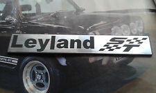 Mini Cooper Classic BMC Rover Leyland ST spécial tuning badge rare S MPI 1275 GT