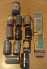 11 Vintage rolls of Undeveloped Film