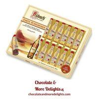 Asbach Liquor Filled Mini Pralines Dark Chocolate 250 g