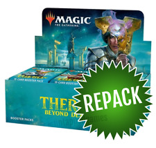 Theros Beyond Death Booster Box Repack! 36 Opened MTG Packs In Box