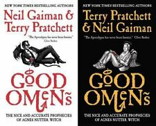HarperCollins Good Omens by Neil Gaiman and Terry Pratchett (Paperback, 2006)