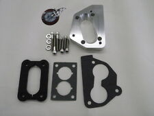 2-BBL Jeep Carburator to TBI-Adapter-Plate Throttle-Body-Injection