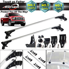 "48""Car Top Cross Bar Crossbar Cargo Luggage Roof Rack For Ford F-150 F-250 F-350"