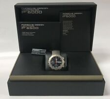 Porsche Design Chronograph Automatic Black Dial Mens Watch 6500.10.40