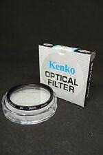 Universal 55 mm  Circular Screw in Camera Lens Filer UV Filter