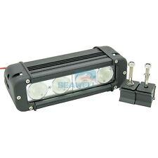 8 inch 40W LED Work Light Bar CREE Spot Single Row Driving Fog Head Roof Lamp