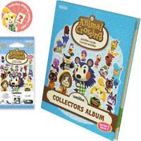 Animal Crossing amiibo Cards Collectors Album Series 3 Nintendo 3DS Wii U NEW