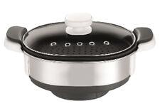 Krups XF552D Prep und Cook Dampfgaraufsatz
