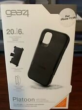 Gear4 Platoon Series Case w/Holster iPhone 11/Xr Drop Protection by D30