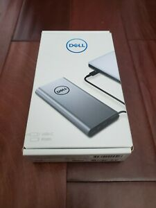Dell 65W Notebook Laptop Power Bank Plus, USB-C - PW7018LC