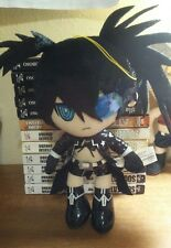 Black rock shooter plush